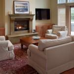 Larkin Valley New Home Fireplace Aptos