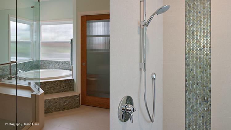 Larkin Valley Shower